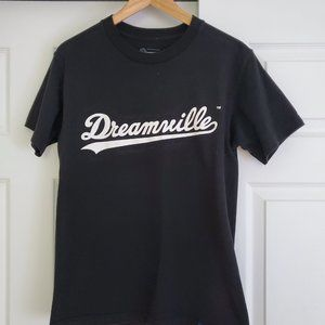 J. Cole Dreamville Tee - Black - Small